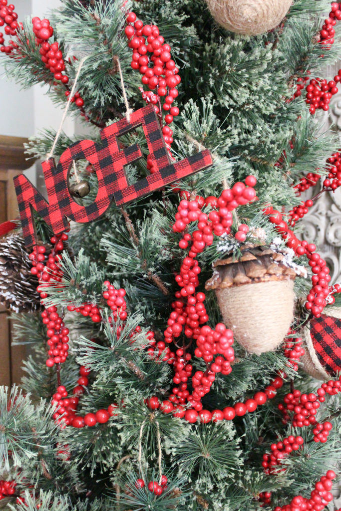 Hobby Lobby Christmas Wreaths.Farmhouse Christmas With Hobby Lobby Txsizedhome