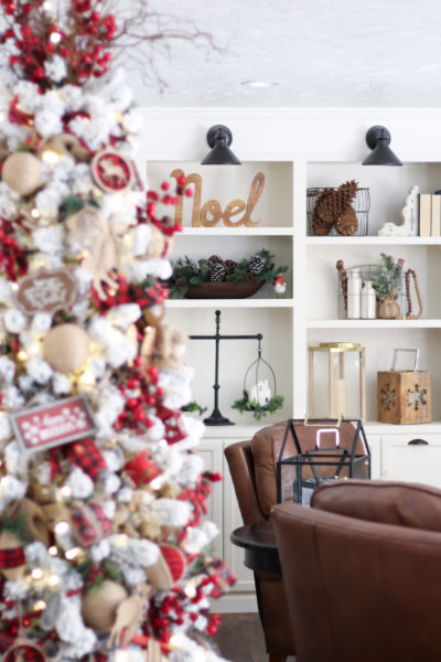Farmhouse Christmas Home Tour (Part 1)