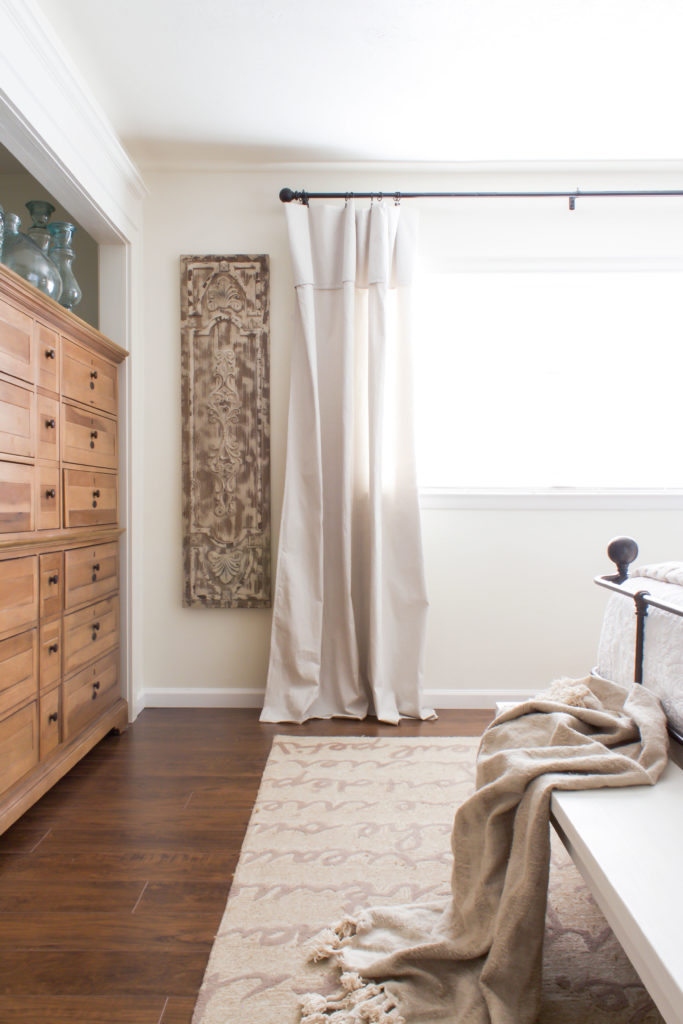 Master Bedroom Reveal Before And After Txsizedhome